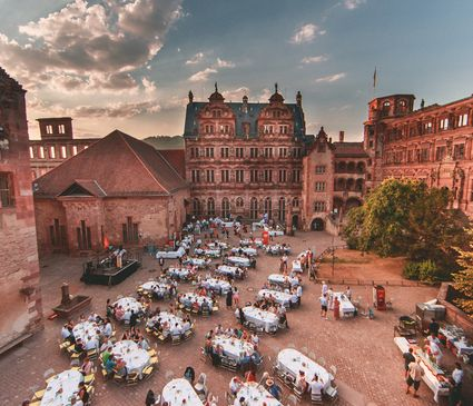 Foto: Heidelberger Schloss Restaurants & Events GmbH & Co. KG